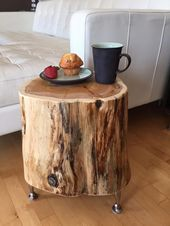 Serenity Stumps & Cutting Boards #DiyWoodworkingTreeStumps