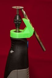 Drill bit sharpener by mgx – Thingiverse – #bit #D…