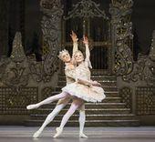 Royal Ballet Principals Steven Mcrae And Sarah Lamb In The Nutcracker C Foteini Christofilopoulou Ballet Beautiful Ballet Fashion Royal Ballet