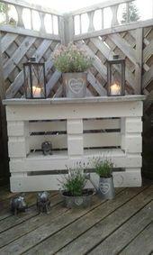 Si beau et si facile à faire … # simples idées de jardinage #