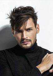 40 Hairstyles For Men With Thin Hair And Big Forehead Big