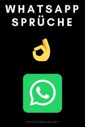 WhatsApp-Status   – Beste WhatsApp Status Sprüche