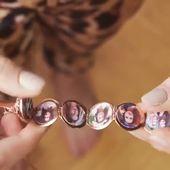 Multi-layer Photo Creative Necklace