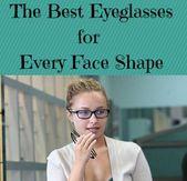 Best Glasses For Your Face Shape Women Skin Care Ideas – | Glasses |