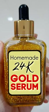 Try this homemade 24K serum to get golden glow on your face instantly
