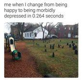 20 Memes, die die peinlichen Symptome einer Depres…