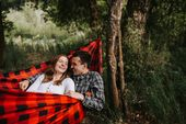 Camping Couple Photo Session-Utah Wedding Photographer   – Engagement Photos-Kevyn Bruce Photography