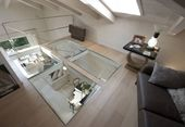 So you make your attic to the living highlight