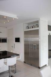 Einbauküche moderne küchen von horst fetting individueller innenausbau modern holz-kunststoff-verbund