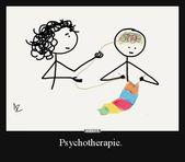 Photo of Psychotherapie.   Lustige Bilder, Sprüche, Witze, wirklich lustige Häkelgrafiken …