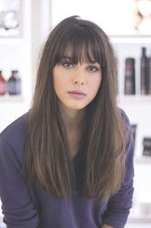50+ Bangs Hairstyle Ideas 43 – Fiveno