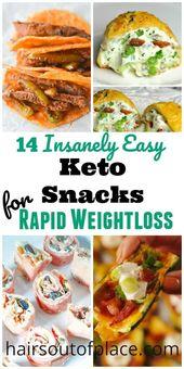 14 Unterwegs Keto-Snacks, um Ihre Ernährung auf dem Laufenden zu halten. Gesunde und einfache Ke …