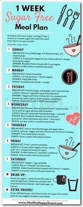 Sugar Detox In 10 Tagen (Neustart von Gehirn und Körper) – #Detox #Brain #Gewic …   – Gewicht Verlieren