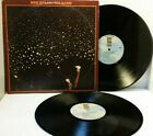 Bob Dylan The Band Before The Flood 2xlp Asylum Ab 201 Tested Strong Vg Vg A5 Vinyl Record Before The Flood Bob Dylan Bob Dylan Freewheelin