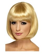 Blonde glatte Perücke Kurzes Haar Tiefes Seitenteil Bob Perücke 13X6 Lace Frontal Perücke # BeautyBlog #MakeupOfTheDay #MakeupByMe #MakeupLife #MakeupTutorial