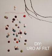 Ästhetikleben: DIY: URO OF FILT