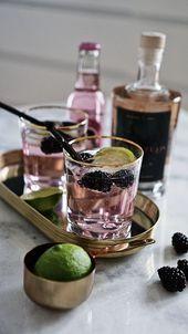 Ochsen & Nieten Dry Gin 42,5% Vol Ginstitution   – Rezepte mit Gin