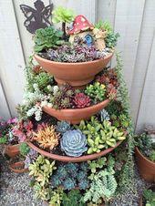 Garden decorations  – Frühlingsprojekte