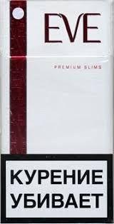 Eve сигареты купить в puff bar электронная сигарета оптом москва