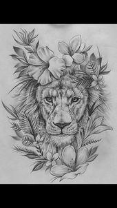 15 erstaunlichsten Tiger Tattoos für Frauen – Diy Tattoo Bilder – #DIY #ersta … #Tattoos #diytattooimages