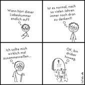 Liebeskummer. | #traurig #schmerz #kummer #vergessen