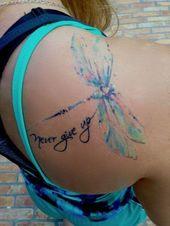 50 süße Tattoos für Frauen