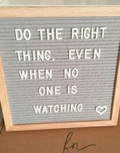 Letter Board Quotes for Youngsters – NY Foodie Household