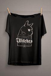 Hexenkleidung, Enkelinnen des Hexent-shirts, Witchy, Wicca, Hexerei, heidnische Kleidung, Wicca-Kleidung, Strega, Küchenhexe – School Stuff