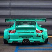 Porsche 911 GT3 race car – # GT3 # Porsche # race car