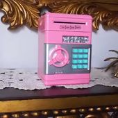 Electronic Piggy Bank ATM