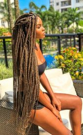 Cornrow's knitting trend: What is it, how is it made?  - txt -  #braided hairstyles short #braided hairstyles