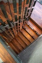 Treppenhaus Deko-Ideen   – Home Stair Design Ideas
