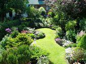 Small Rectangular Garden Design Pictures Amazing Small Garden Ideas Small Garden…