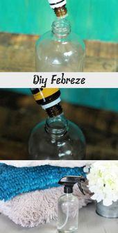 Diy Febreze   – DIY HOME