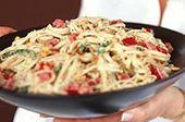Frisches Rezept für eine Pasta mit Sahnesauce – Kraft Canada   – food