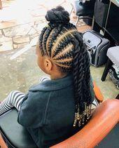 Auf Brauchen Care Eine Fur Hair Inspektion Instagram Llc Natural Sie Natural Hair Madchen Geflochtene Frisuren Haar Styling Schwarze Kinder Frisuren