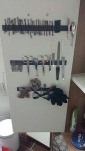 Ordnung im Badezimmerschrank More
