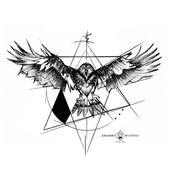 Águila / Águila, # águila   – Tatowierungen