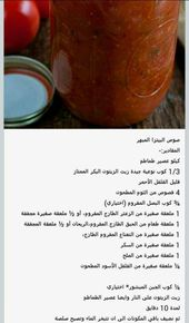 Pin By Fofo M On Dressing And Sauces Tasty Dishes Arabic Food Food