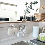 キッチン 収納 100均アイテム 100均 セリア などのインテリア実例