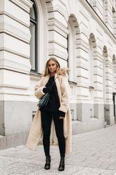 Schaut, um die Kälte zu bekämpfen   – Outfits