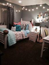 Genius Lighting Ideas for Girls Bedroom -…