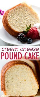Dieses Rezept ergibt einen perfekten Frischkäsekuchen. Mit 9 einfachen Zutaten …