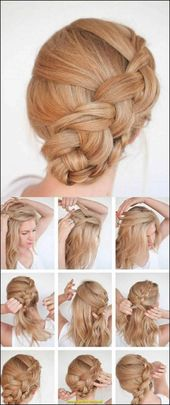 31+ simple hairstyles for long hair