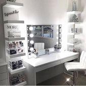 "Gamze sur Instagram: ""make-up-inspo"", #organizer #makeuporganizer #makeup #makeu… – deco"