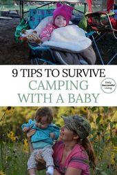 Camping incontournable pour les bébés   – Baby Stuff