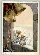 Photo of Verlag Henke Gesegnetes neues Jahr – Engel mit Glocken, #engel #gesegnetes #glocke …