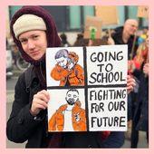 """Signs For Future auf Instagram: """"Ich bin so glücklich, dass … – activism"""