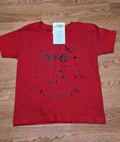All of me loves all of you – Youth Shirt – Valentine's day shirt – pizza lover – all your curves and edges- heart