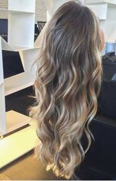 Eye-catching Ombre long hairstyles #blickfang #frisuren #lange #ombre